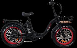 Mountain & Fat E-Bikes